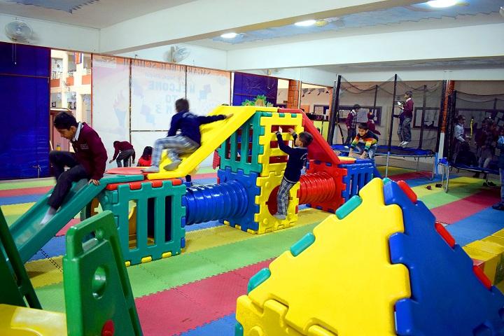 Sagar Public School-Kids Zone