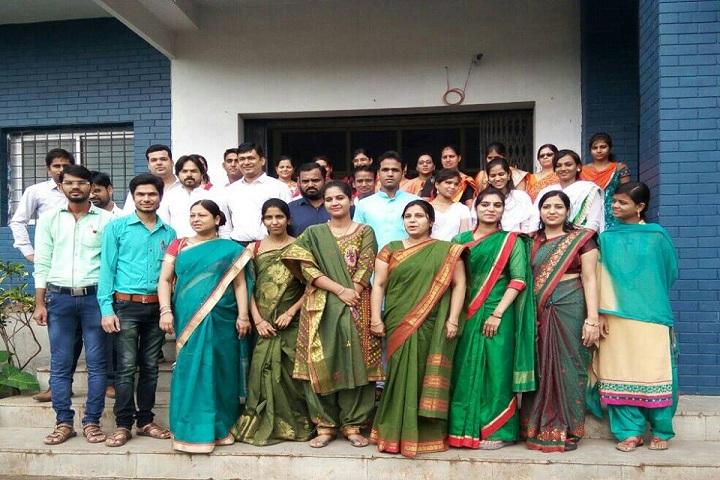 Sahaj Public School-Staff