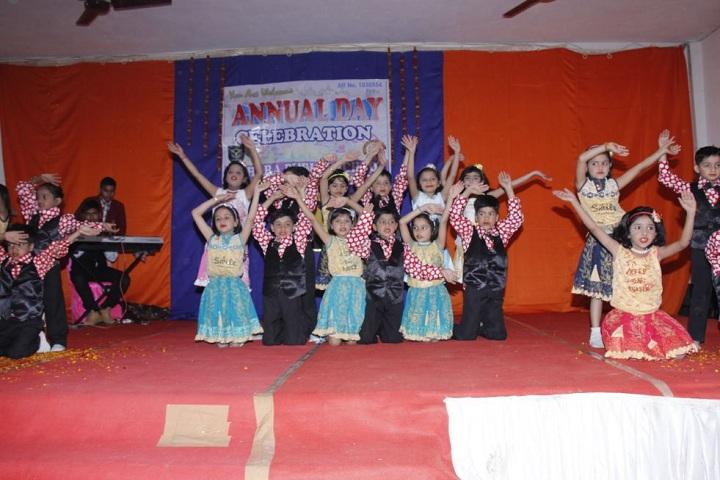 Sahara Public School-Annual Day Celebration