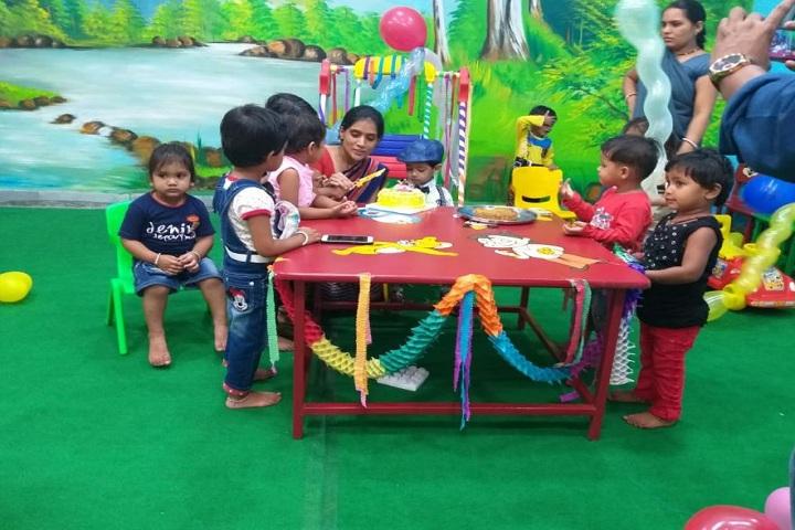 Sahara Public School-Birthday