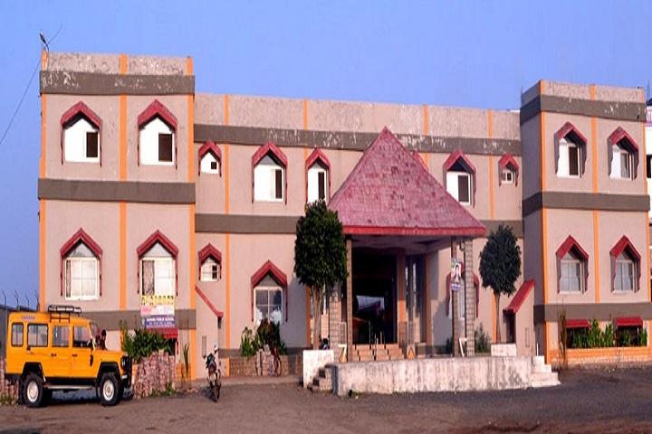 Sahara Public School-Campus View
