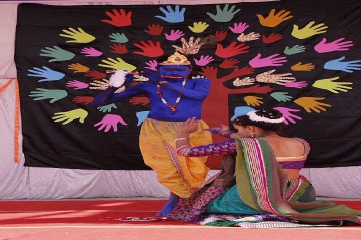 Sahara Public School-Festival Celebration