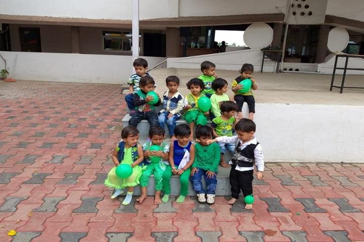 Sahara Public School-Kids Zone