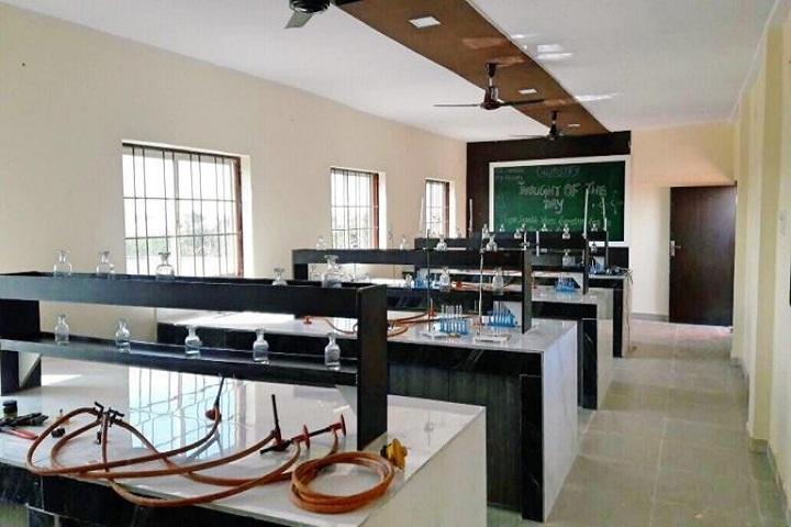 SAHODAYA CONVENT-Chemistry Lab
