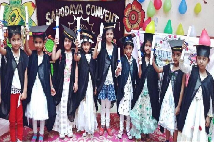 SAHODAYA CONVENT-Graduation Day