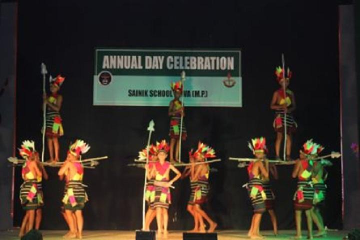 Sainik School-Annual Day