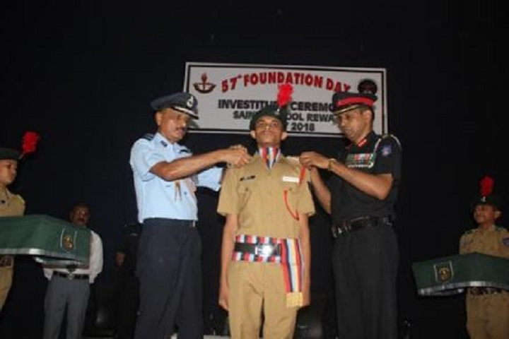 Sainik School-Founders day