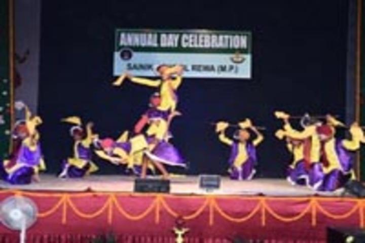 Sainik School, Rewa - Dance
