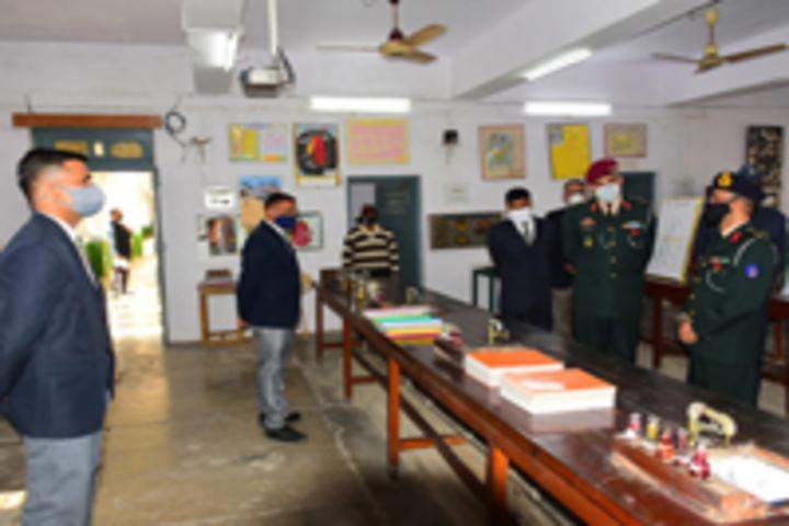 Sainik School, Rewa - Classroom