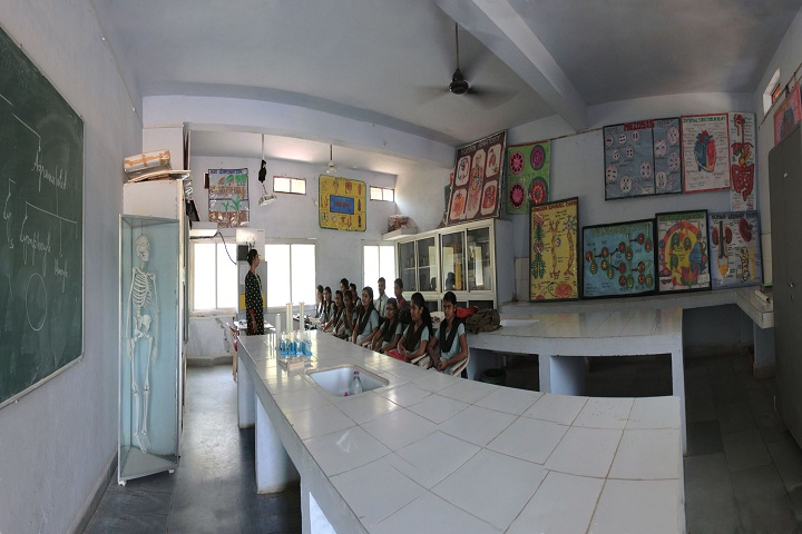Samaritians English Medium Higher Secondary School-Biology Lab