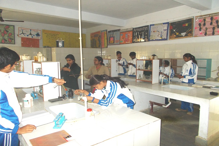 Samaritians English Medium Higher Secondary School-Chemistry Lab