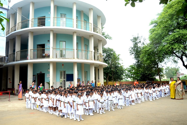 Samaritians English Medium Higher Secondary School-Pre-Primary Building