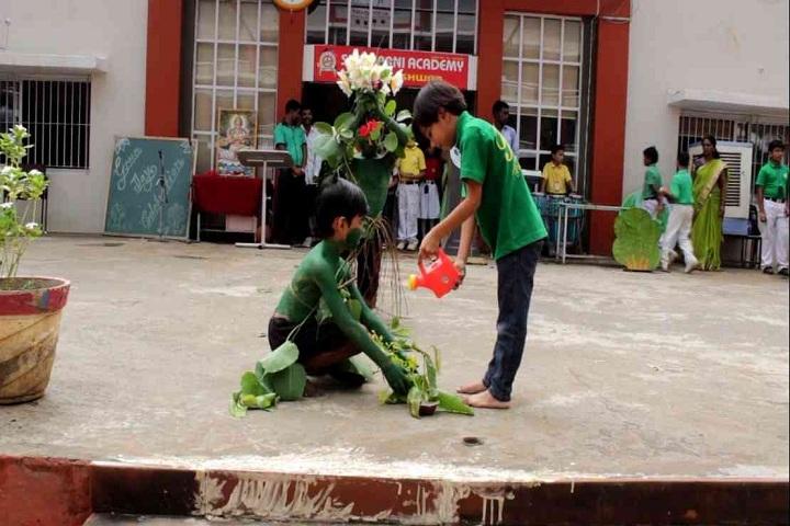 Sandipani Academy-Green Day Events