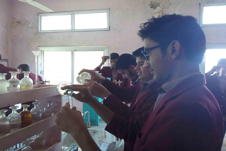 Sandipani Academy-Labs
