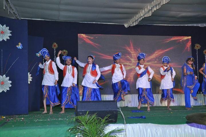 Sandipani Vidya Vihar-Annual day