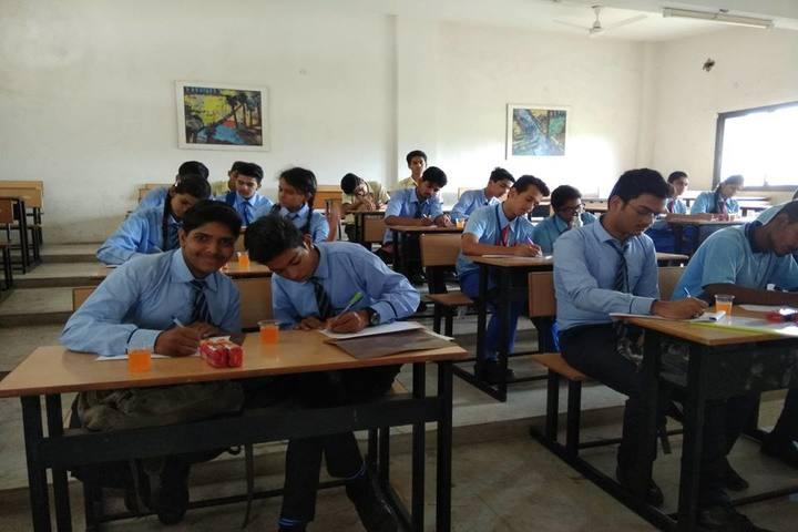 Sandipani Vidya Vihar-Classroom