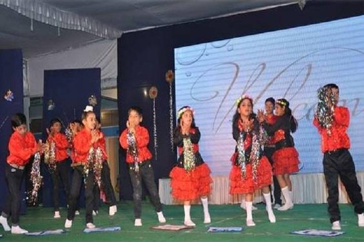Sandipani Vidya Vihar-Dance