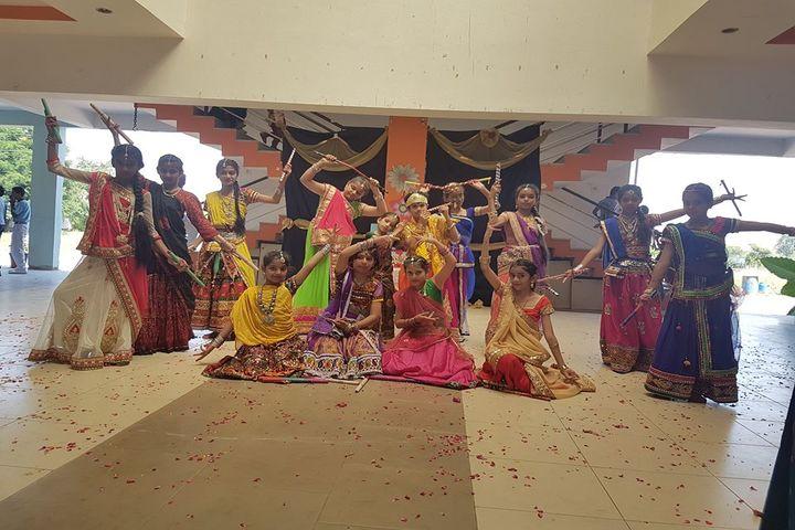 Sandipani Vidya Vihar-Festival Celebration