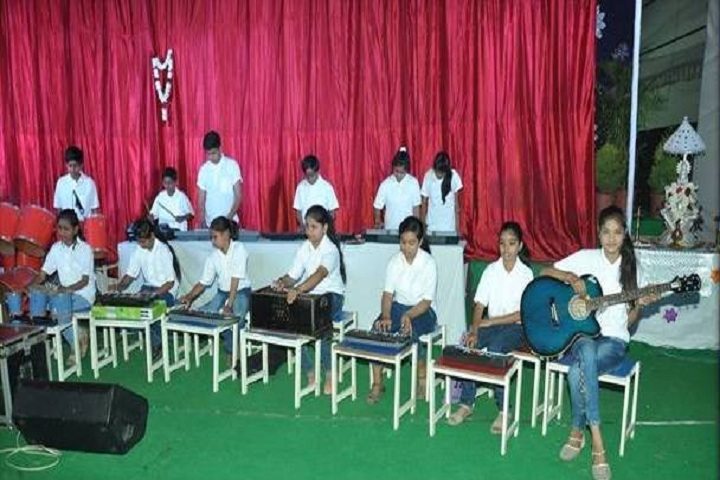 Sandipani Vidya Vihar-Music Competition