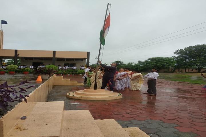 Sandipani Vidya Vihar-Republic day