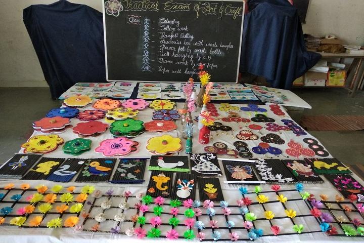 Sandipani Vidya Vihar-Art and Craft