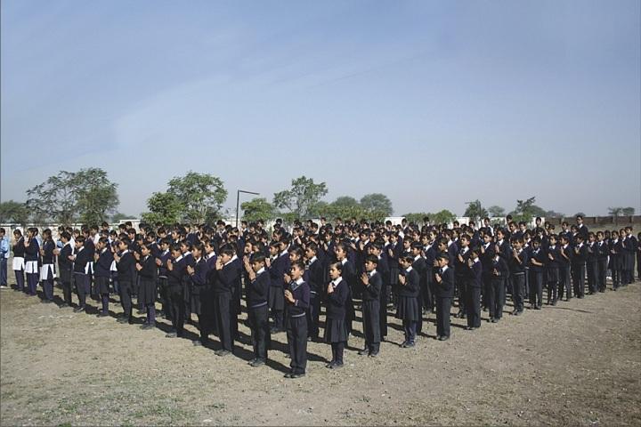 Sandipani Vidya Vihar-Assembly