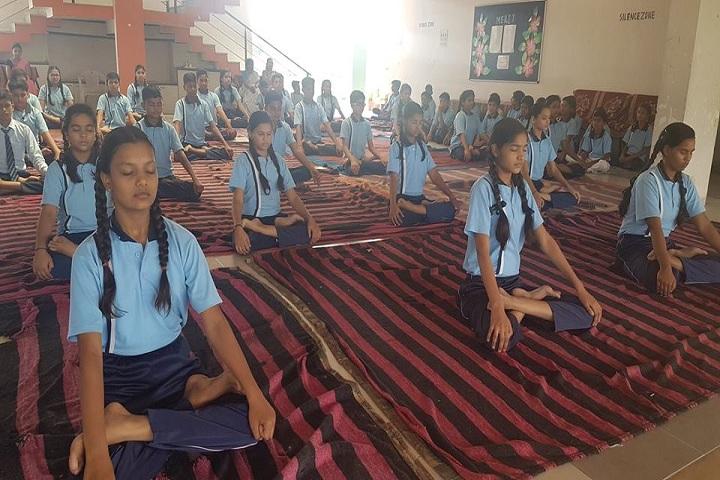 Sandipani Vidya Vihar-Yoga