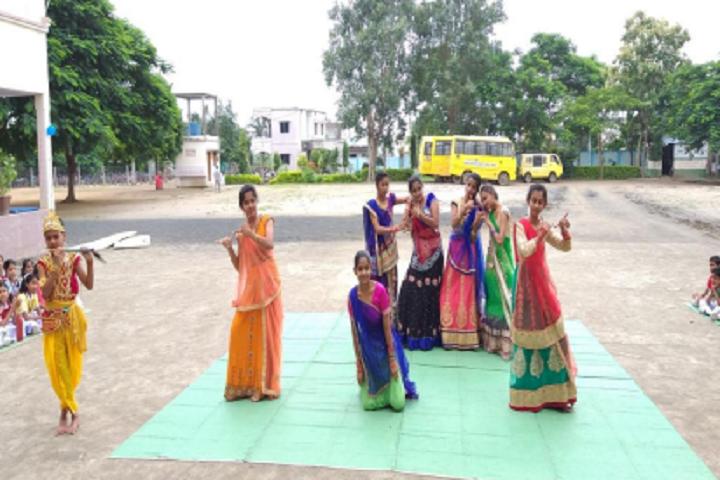 Sankalp Higher Secondary School-Event Celebration