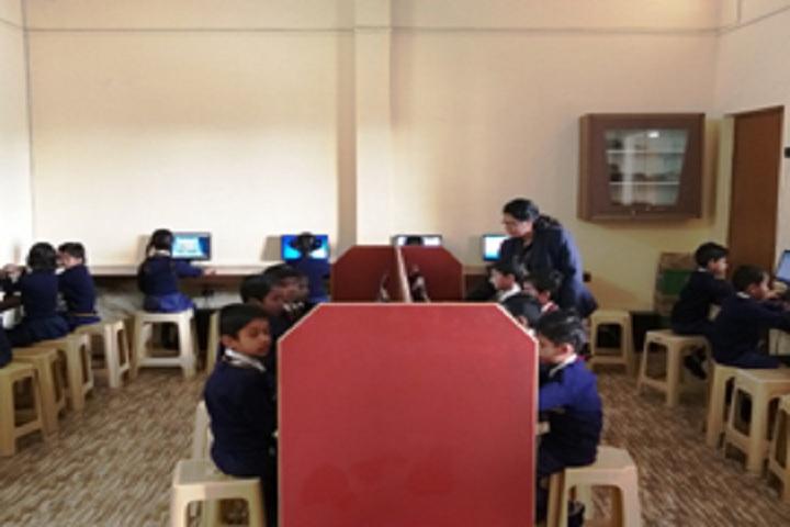 Sankalp Higher Secondary School-IT Lab