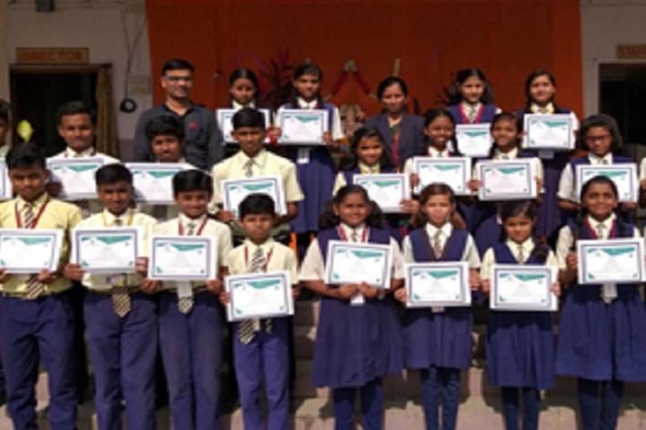 Sankalp Higher Secondary School-Certificate