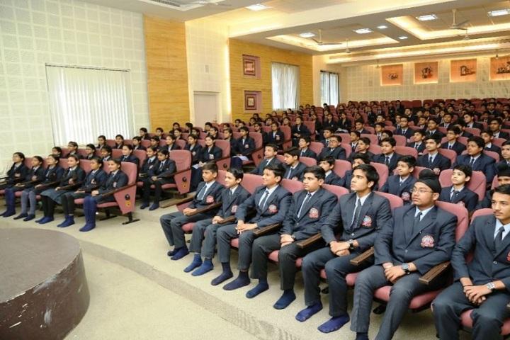 Sanmati Higher Secondary School-Auditorium