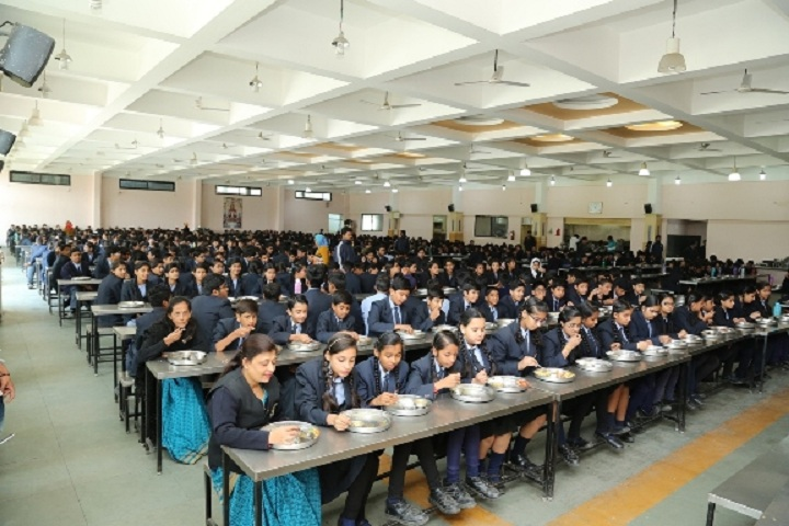 Sanmati Higher Secondary School-Dinning hall