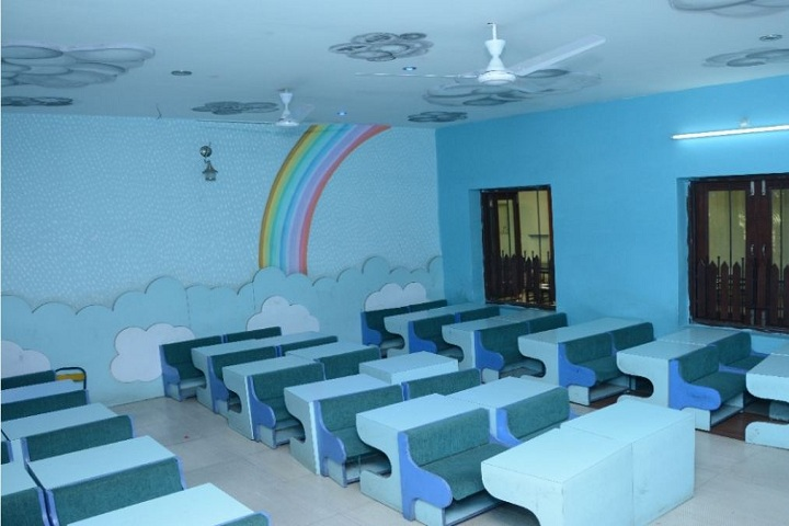 Sanmati Higher Secondary School-Primary Class Room