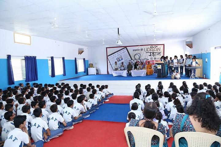Sanskar Academy-Auditorium