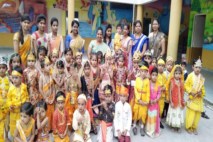 Sanskar Academy-Festival Celebration