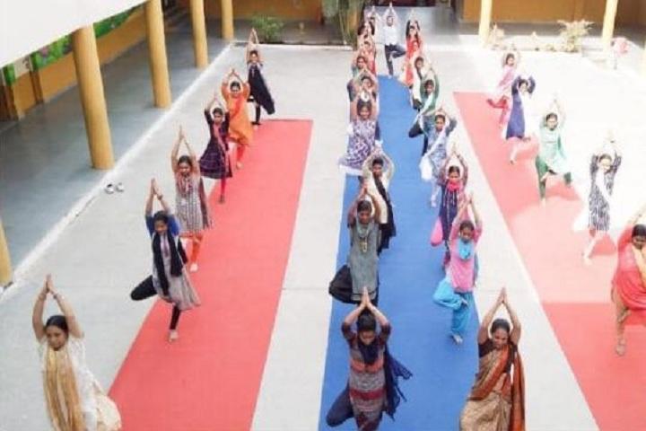 Sanskar Academy-Yoga