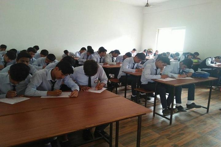 Sanskar Academy-Classrooms