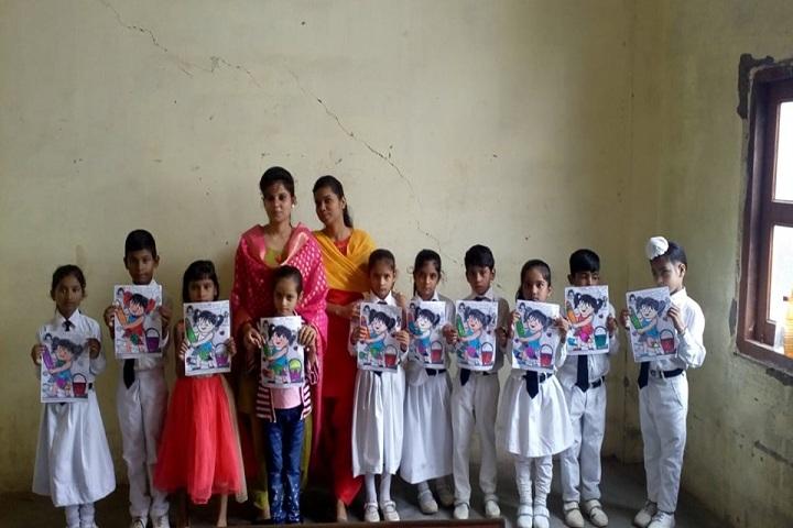 Sanskar Academy-Drawing Competition