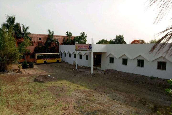 Sanskar Academy-School Building