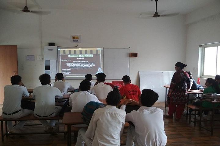 Sanskar Academy-Smart Classrooms