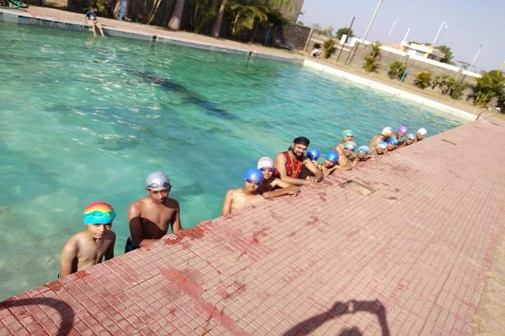 Sanskar Academy-Swimming Pool