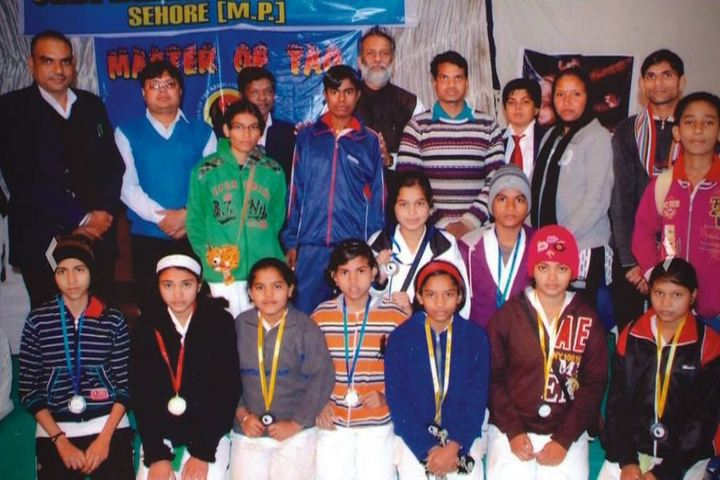 Sanskar International School-Award Winners
