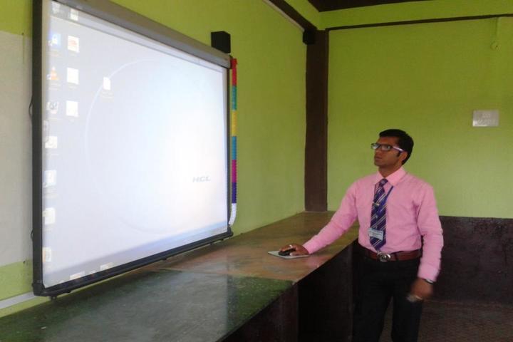 Sanskar International School-Digital Classrooms