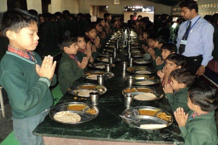 Sanskar International School-Dining Hall