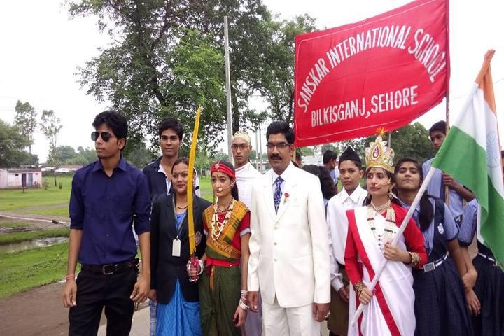 Sanskar International School-Independence Day Event