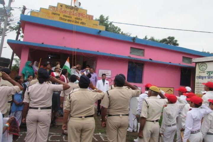 Sanskar International School-Independence Day