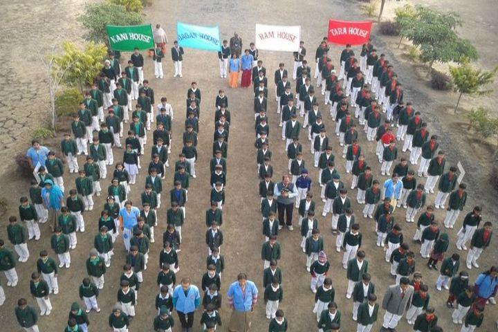 Sanskar International School-Morning Assembly