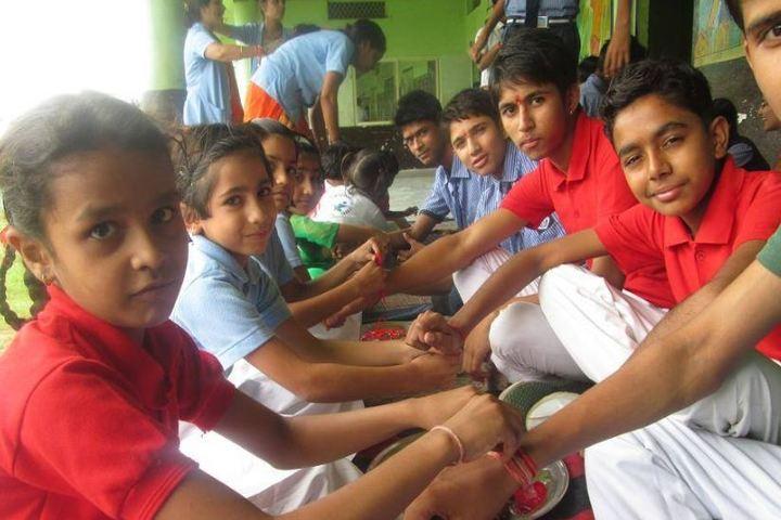 Sanskar International School-Rakhi Festival