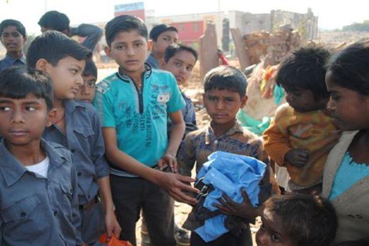 Sanskriti Public School-Charity