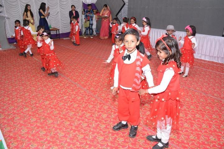 Sanskriti Public School-Dance